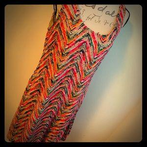 NWT Ronni Nicole Nylon Dress